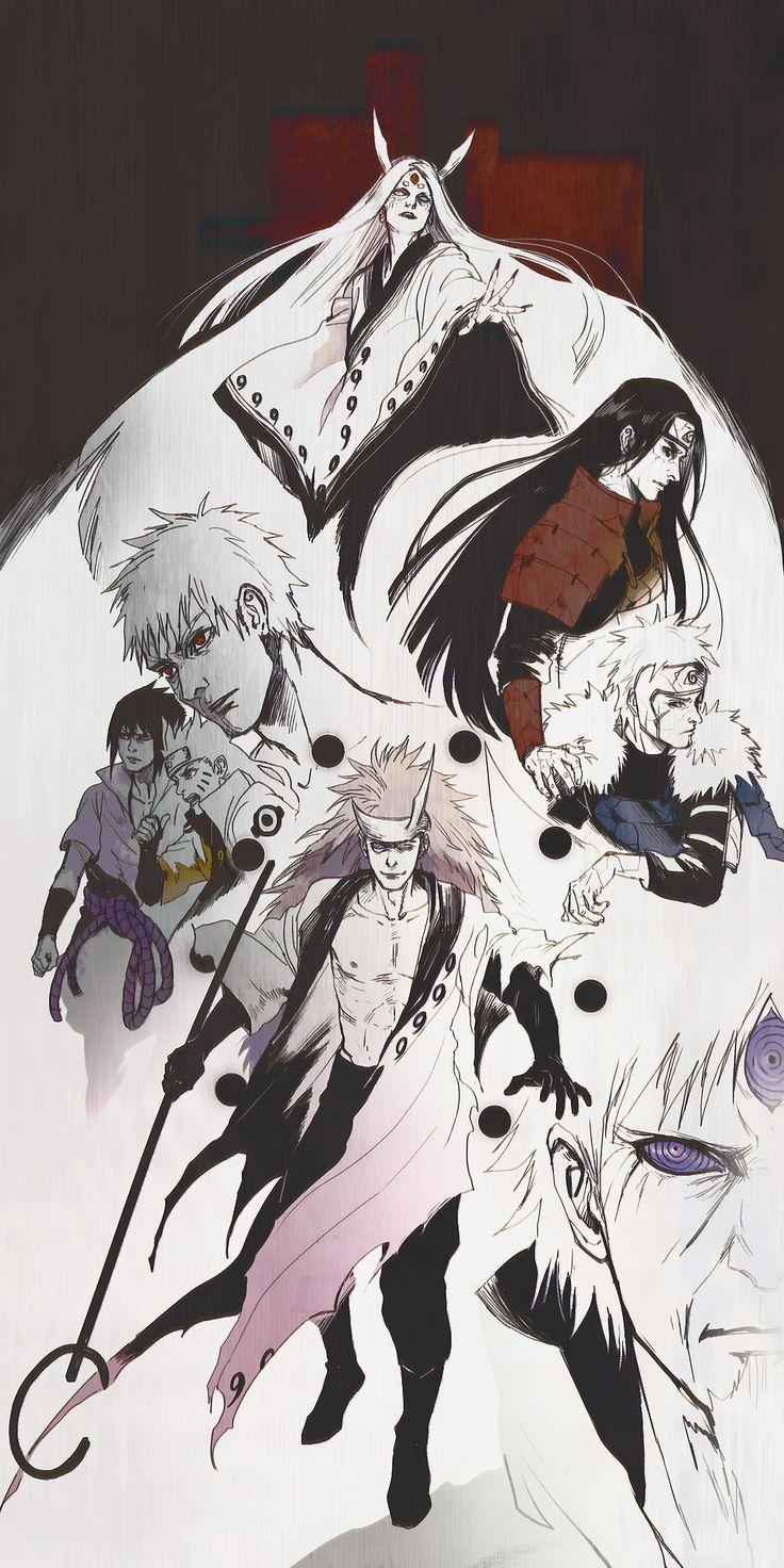 Infinite Tsukuyomi Arc