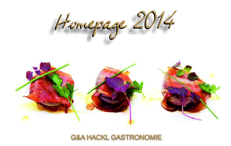 Nächte Woche geht unsere neue G&A Hackl Homepage online :-)