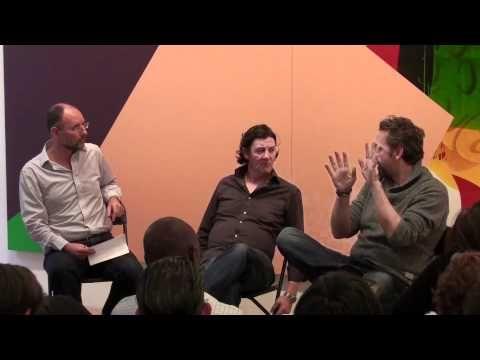 Glenn Brown, Keith Tyson and Michael Stubbs in conversation_Part1