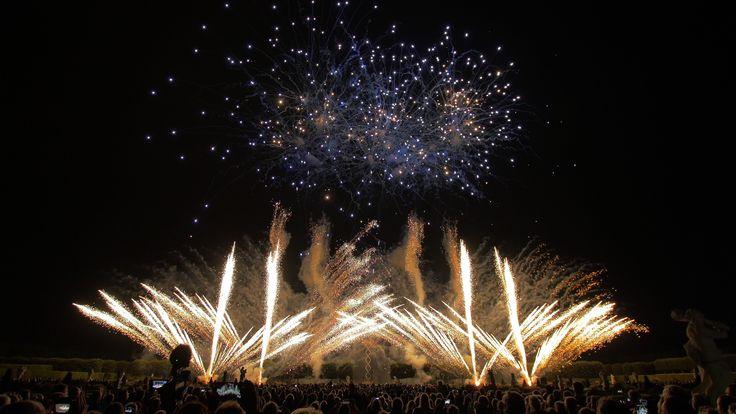Int. Feuerwerkswettbewerb Hannover 2016 - Firemaster Productions - Kanada