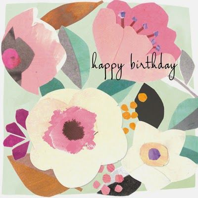 new range of cards from Black Olive called 'Ruby' featuring floral collages.print & pattern: CARDS