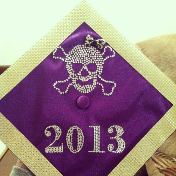 2013 Graduate Decoration Cap #CollegeGrad | Graduation Cap ...