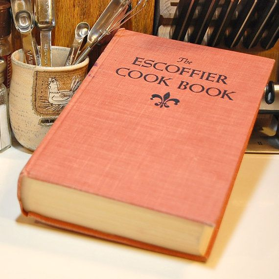 escoffier essay Auguste escoffier auguste escoffier was born on october 28, 1846, in the village of villeneuve-loubet, france he was the son of jean-baptiste escoffier and his wife madeleine civatte his father was the villages blacksmith, farrier, locksmith, and maker of agricultural tools escoffier's childhood dream was to become a sculptor.