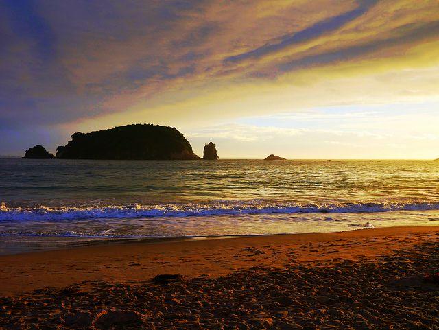 Hahei Beach | Flickr - Photo Sharing!