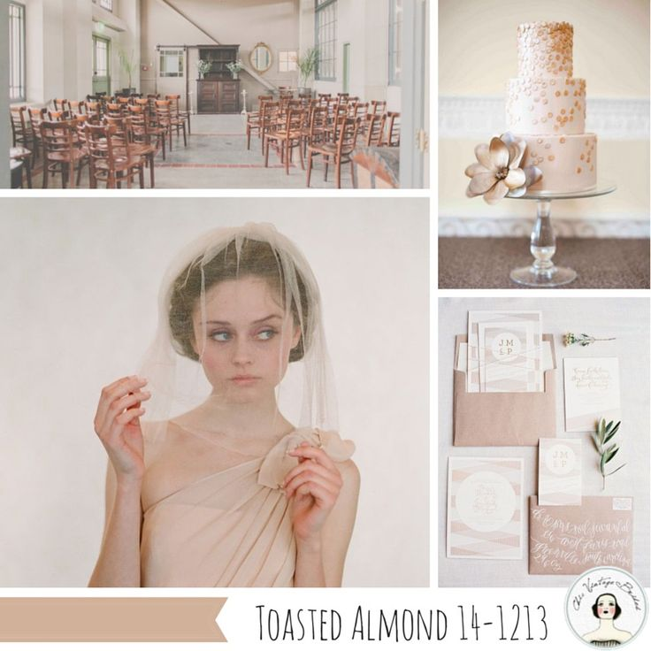 Top 10 Wedding Colours for Spring 2015 from Pantone