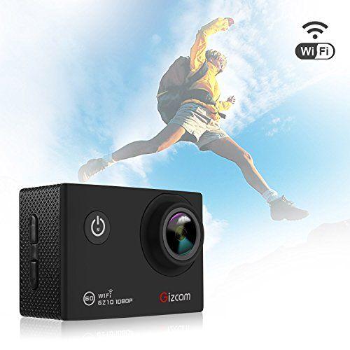 Gizcam スポーツカメラ 1080P@60fps 12MP 30m防水 170度広角レンズ 2インチLCD フ... https://www.amazon.co.jp/dp/B01M12N0EH/ref=cm_sw_r_pi_dp_x_FPgfybV6VSJ8T