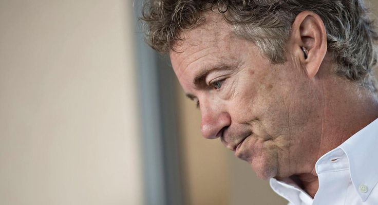 Inside Rand Paul's downward spiral He was once a serious contender for the White House. Now, his campaign is fighting over what went wrong.   Read more: http://www.politico.com/story/2015/07/rand-paul-2016-downward-spiral-gop-campaign-120716.html#ixzz3hCKEL5UP