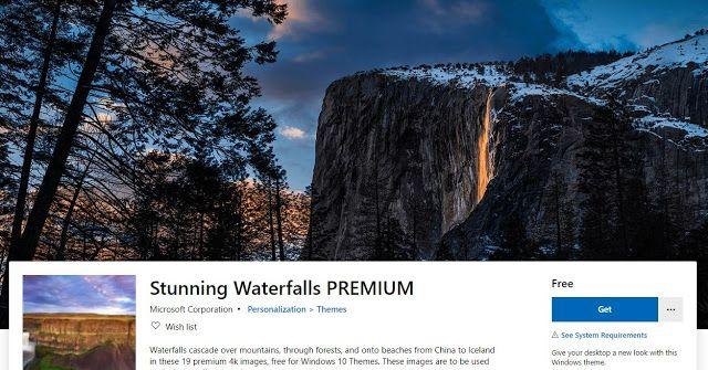 أضافت شركة مايكروسوفت حزمة خلفيات جديدة إلى متجر Microsoft لمستخدمي نظام التشغيل Windows 10 تحتوي حزمة الخلفيات ا New Wallpaper Microsoft Computer Programming