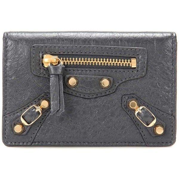 Balenciaga Card Case Wallet