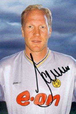 Matthias Sammer -Deutschland Europameister 1996