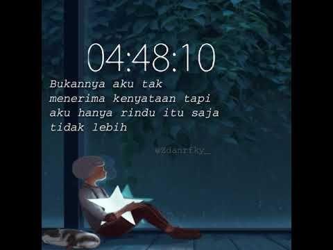 Story Wa Andmesh Kamaleng Hanya Rindu Youtube Lagu Romantis
