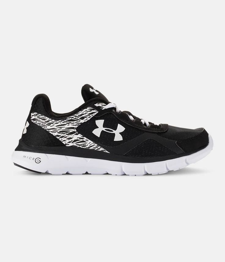 Shop Under Armour for Women's UA Micro G® Velocity Running Shoes in our  Womens Sneakers