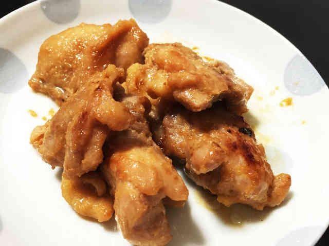 冷凍OK!下味しっかり鶏肉の味噌漬けの画像