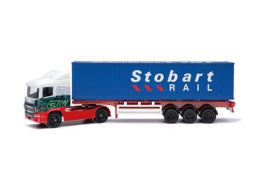 Eddie Stobart Skeletal Container by Corgi