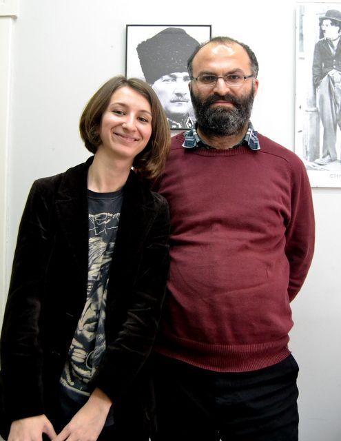 FARUK DUMAN İLE KEYİFLİ SOHBET - Röportaj / Damla Yazıcı - eskimeyenkitaplar