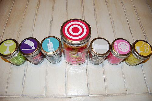 Good Girl Jars