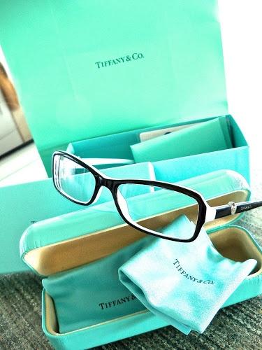 Tiffany eye glasses.