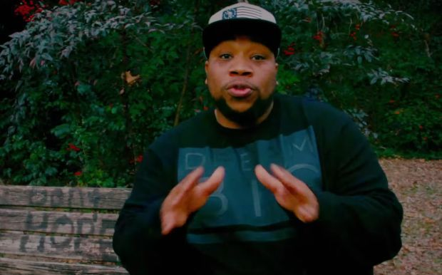 """Rapper Big Pooh premieres the visuals for his record """"Potpourri (Dead Flowers)"""". Off of his project 'Everything 4 Sale'."""