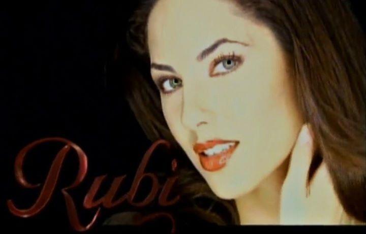 Novela Rubi -