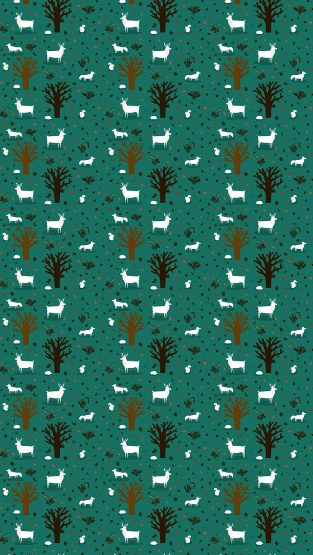 Goat Pattern Background. 12 Pattern Wallpapers for iPhone