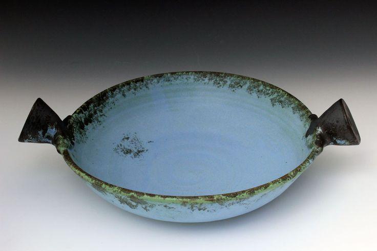Magda Bethani Ceramics - two handle bowl