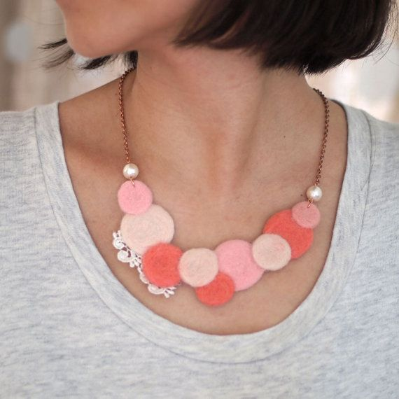 SALE 20 OFF Bubble Gum Color Polka Dot Circle by GlucoseArtroom, $18.00