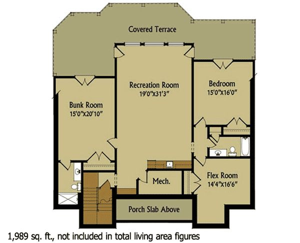 Lake House Plans For Sloping Lots Free Stupendous