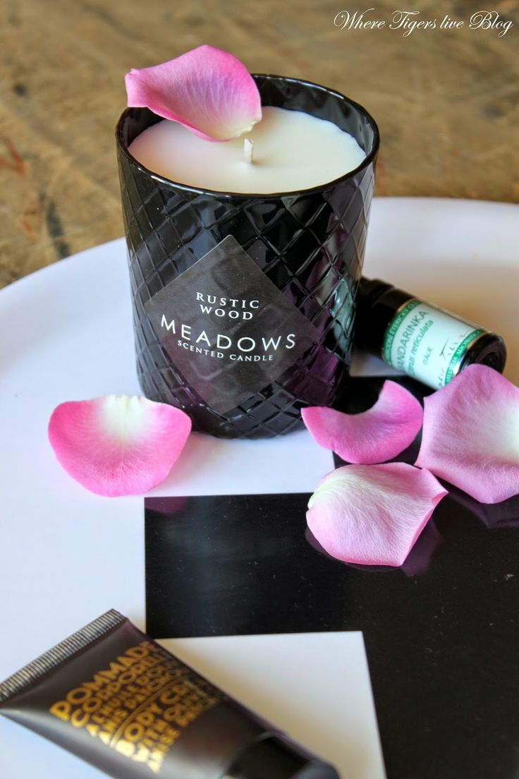 Where Tigers live... Meadows candles