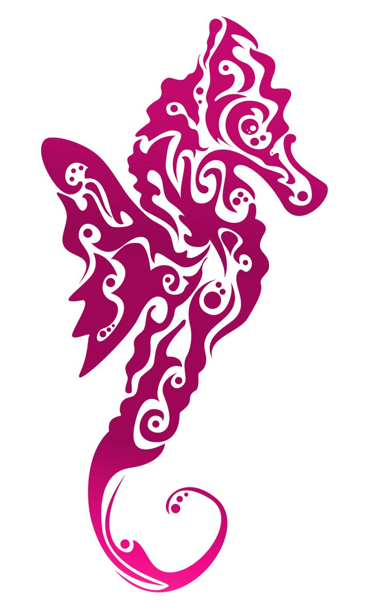 seahorse artwork | Sea Horse by ~Luxenani on deviantART