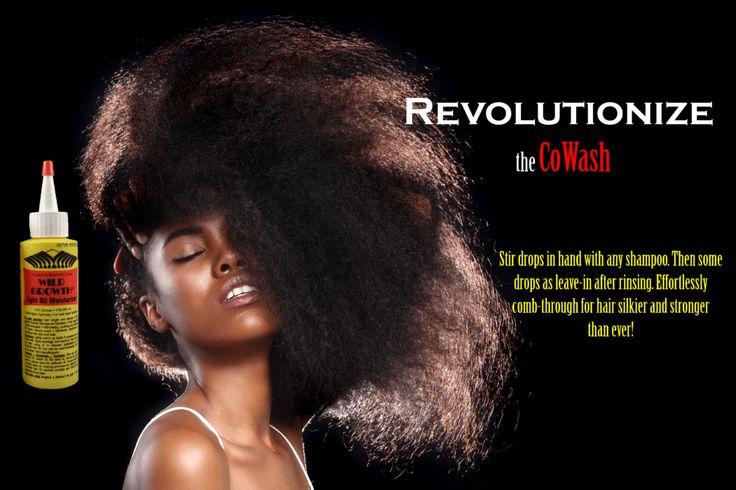 wild hair growth oil
