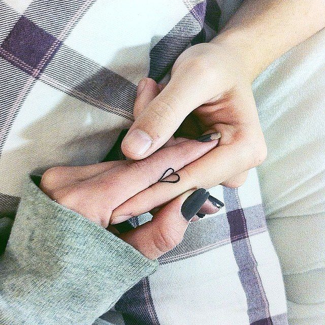 25 x de leukste koppel-tattoos