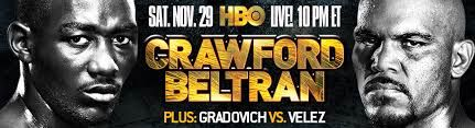Here is Potshot Boxing's Prediction for the upcoming WBO lightweight title fight between Terence Crawford and Raymundo Beltran! http://www.potshotboxing.com/?p=3845