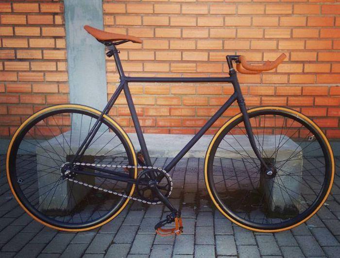 Poste aqui fotos de sua Single Speed / Fixa! - Pedal.com.br - Forum - Página 11