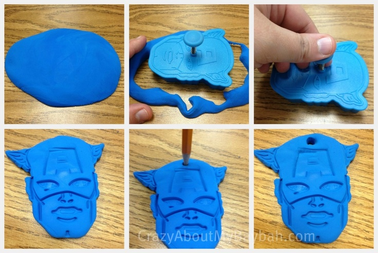 Avengers Crafts for Kids | Avengers Cookie Cutters photo