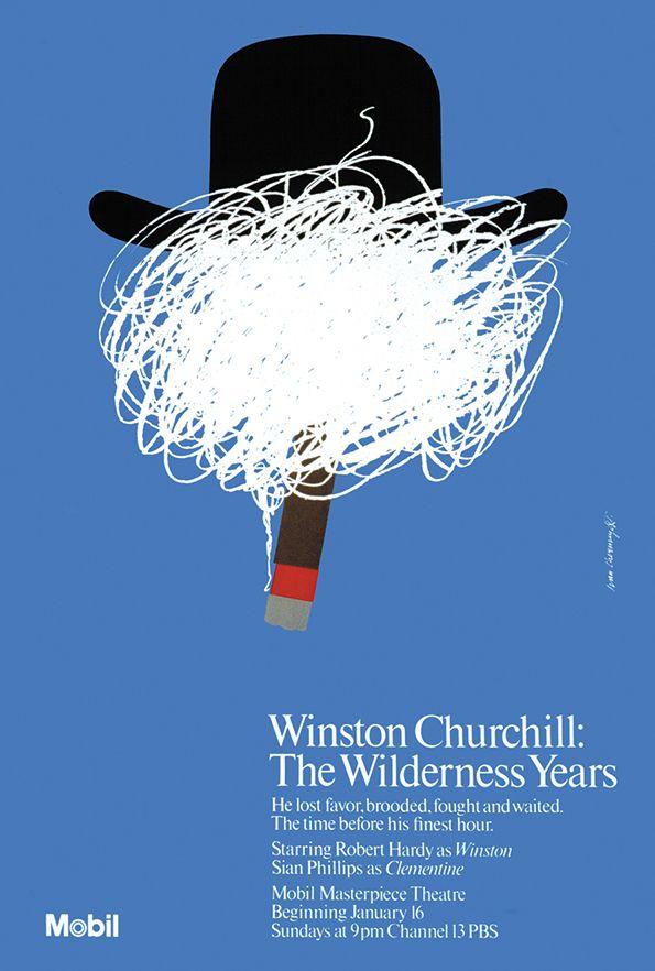 Ivan Chermayeff opens - Winston_churchill_the_wilderness_years_1983