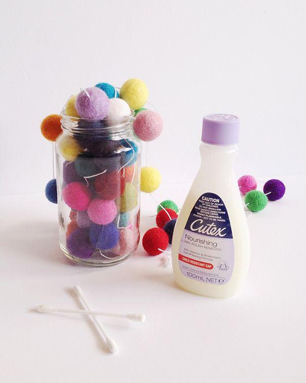 Tips   Tricks | Removing jar labels