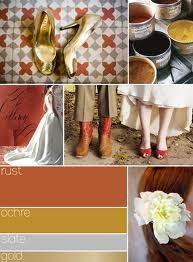rust and navy wedding - Google Search