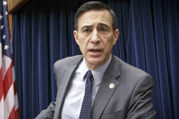 Darrell Issa now says he won't commit to special prosecutor to look into Donald Trump's Russia ties