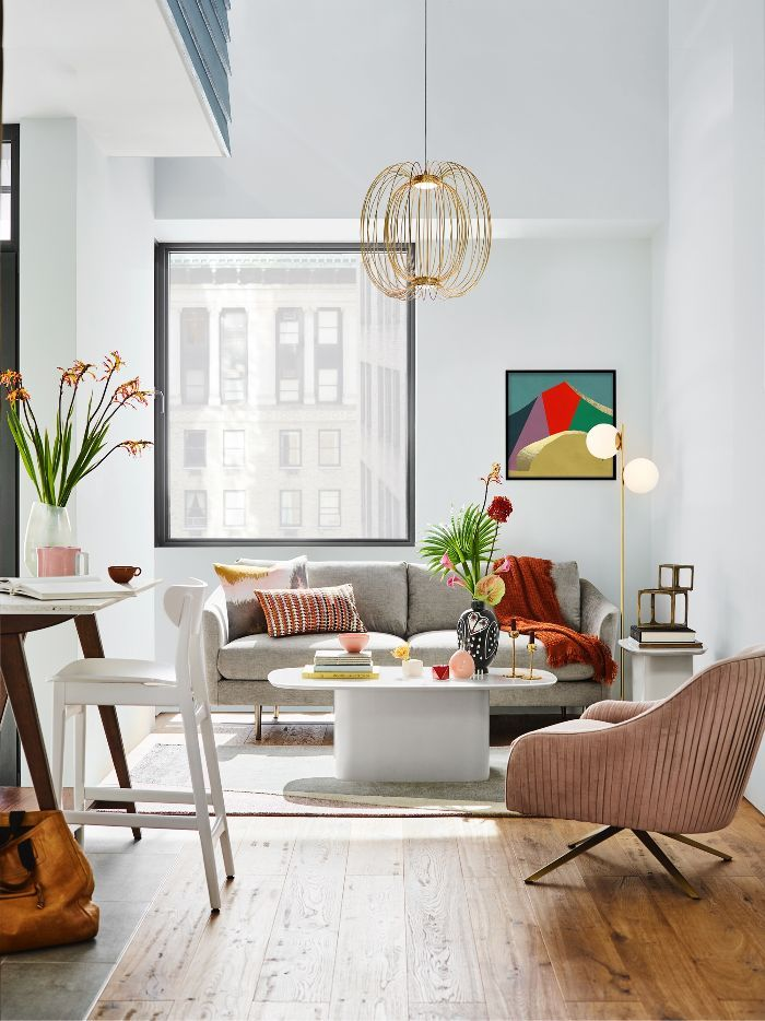 1 Of These 9 Dreamy Seating Solutions Will Work In Your Small