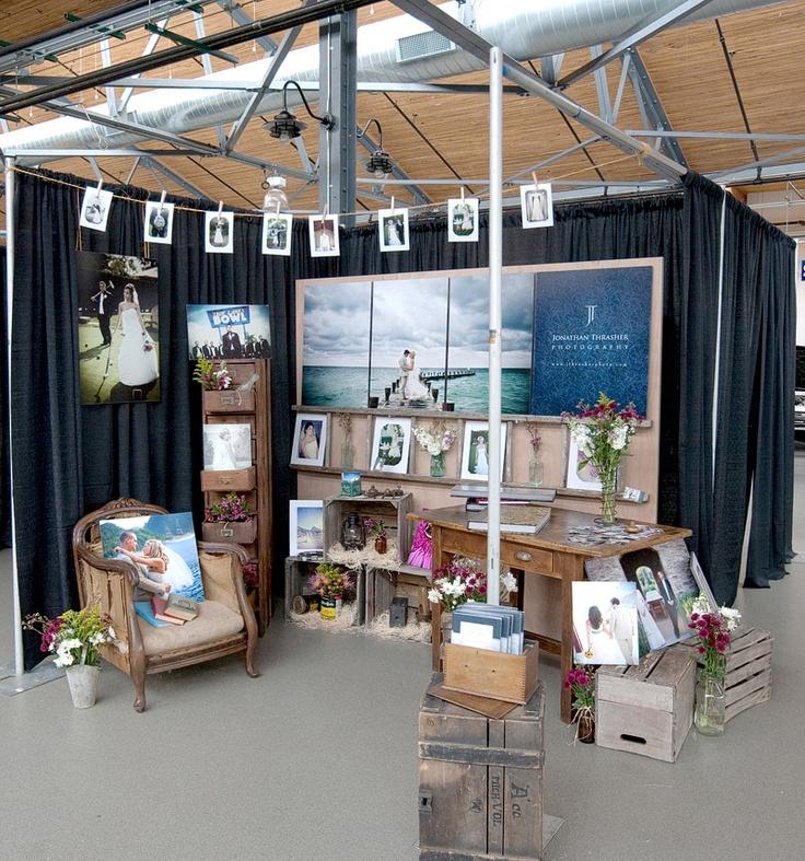 2011 Bridal show booth - Digital Wedding Forum