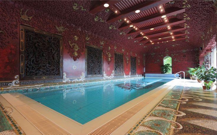 #homestate #homeestate #realestate #swimmingpool #unique #design #interior #premium #warsaw