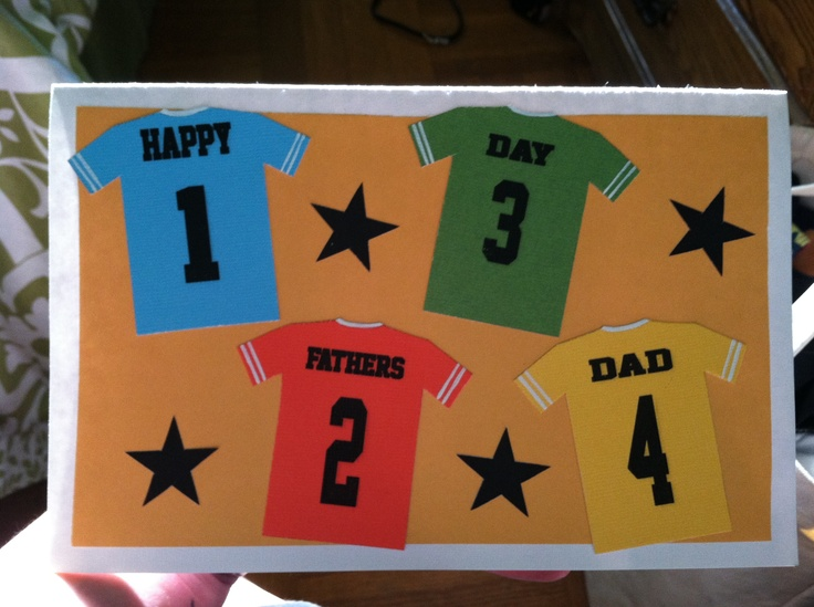 homemade father's day gifts from child