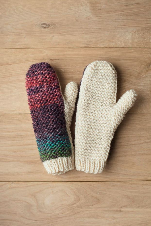 Lawina friends. Special pair of mittens for Kinga http://www.offert.com.pl/