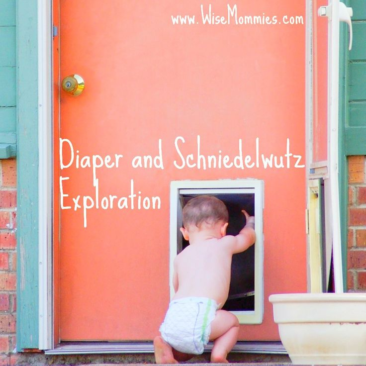 Diaper and Schniedelwutz Exploration #momofyoungboys