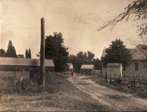 Early view of SandBrook (Delaware Twp.), NJ