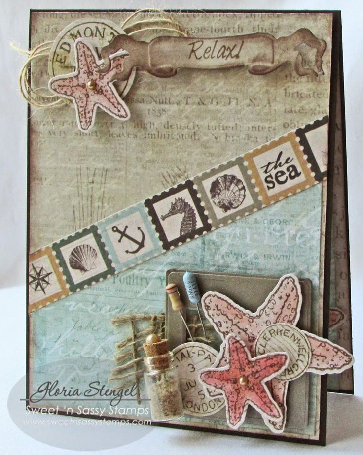 Scraps of Life for Sweet 'n Sassy Stamps