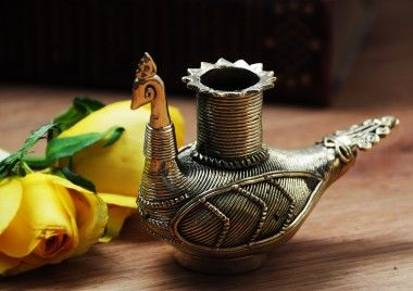 Dhokra, Table top accessory, Festival gifts, Orissa, Pooja Bell