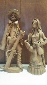 2 vintage sculptures by Falvo Rogliano in Naperville, Illinois