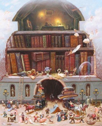 Блоги@Someone Else.Ru- wonderful illustrations here!