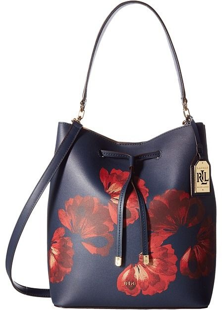 LAUREN Ralph Lauren - Dryden Debby Drawstring Drawstring Handbags